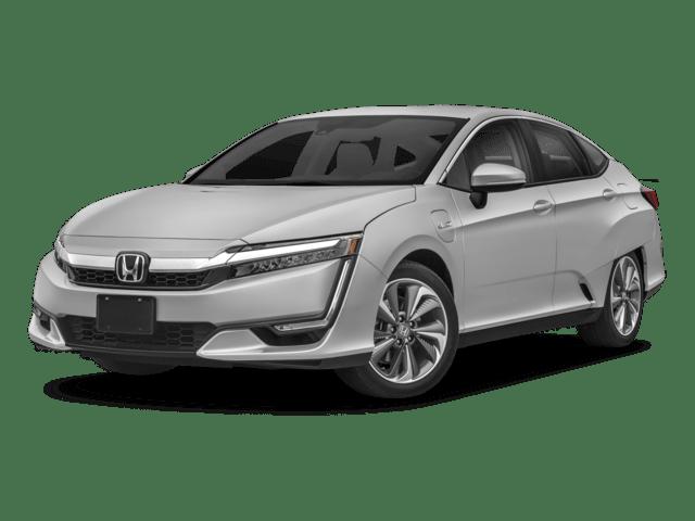 Honda Clarity Plug-In Hybrid angled