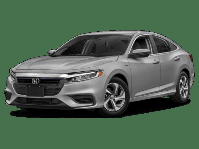 Honda Insight angled