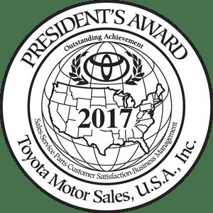 Toyota-President's-Award