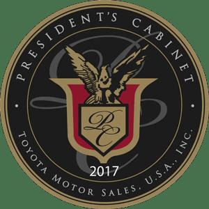 Toyota-President's-Cabinet-Award