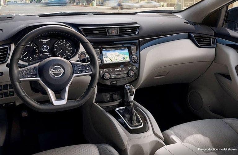 2018-Nissan-Qashqai-interior