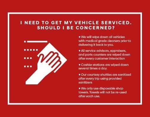 Covid precaution infographic