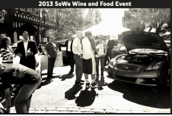 2013 SoWe Wine and Food Event