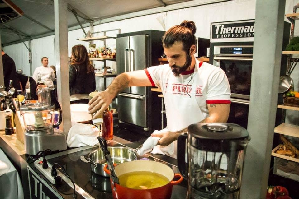 SoWe celebrity Chef