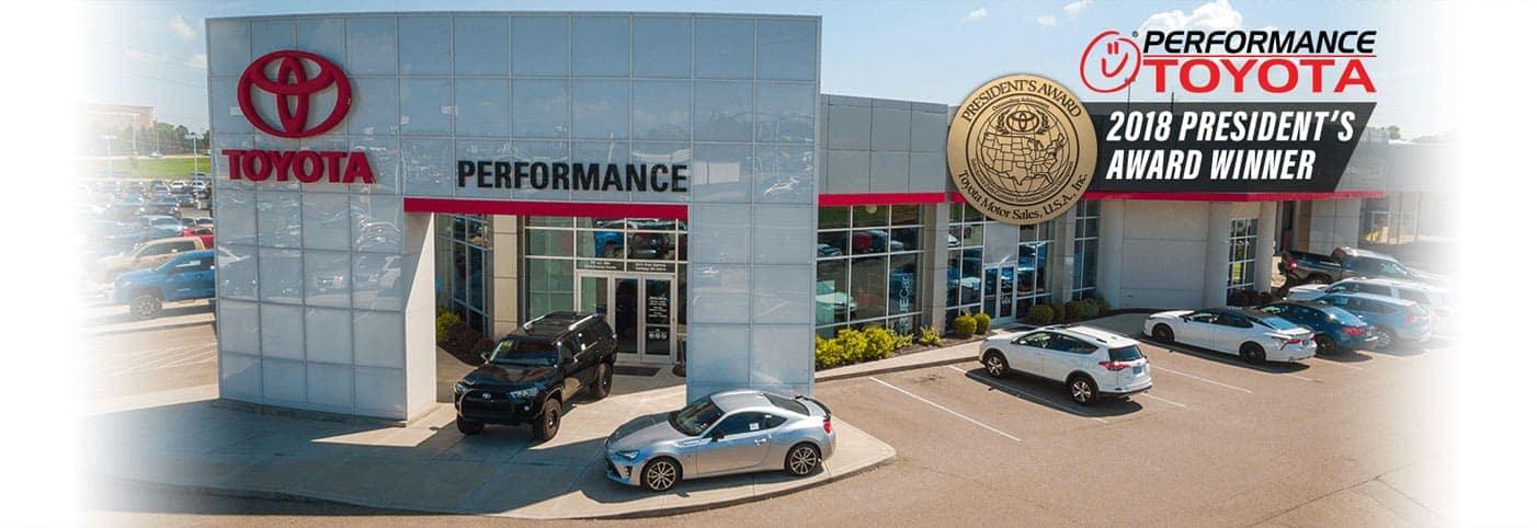 Toyota Dealerships Dfw >> Toyota Dealership Near Cincinnati Performance Toyota New