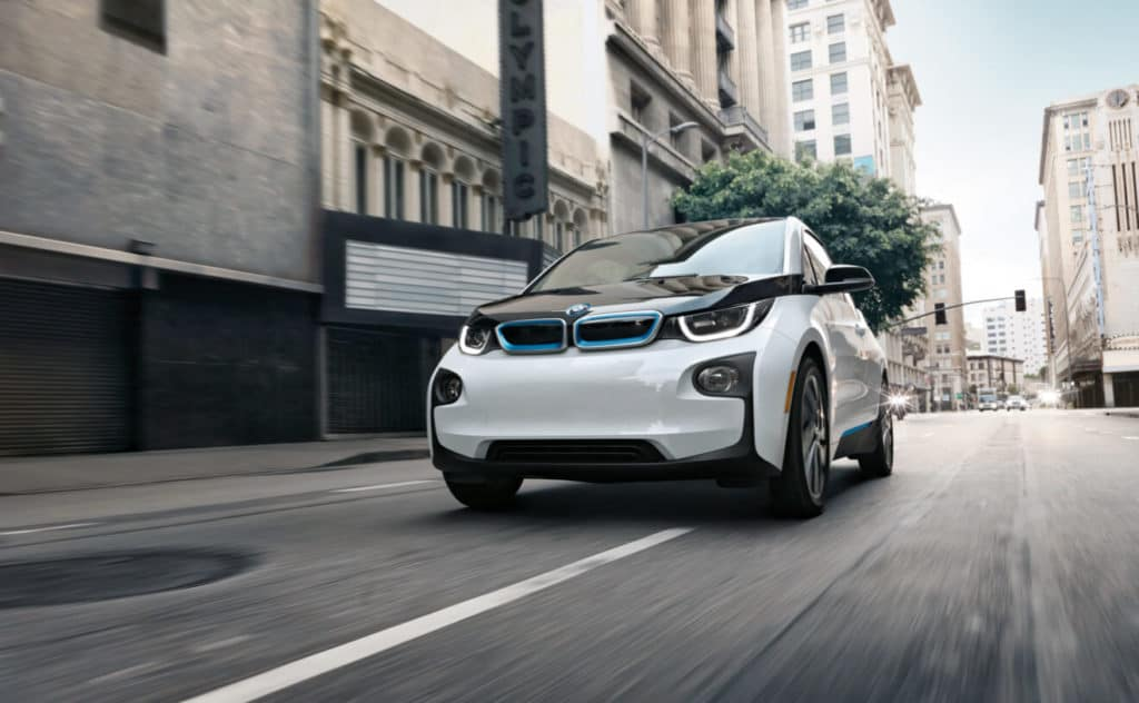 Bmw Electric Vehicle Sales Clear The 50 000 Mark Perillo Bmw