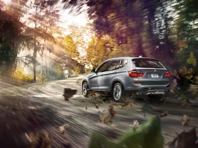 Next-Generation BMW X3