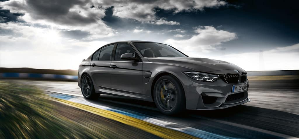 BMW Unveils First-Ever M3 CS Model