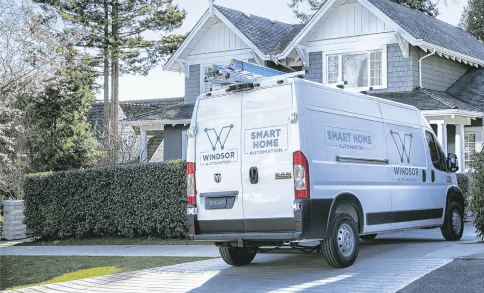 Ram Promaster Vans