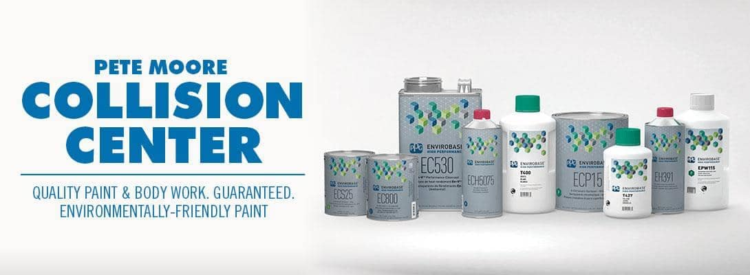 Quality paint banner