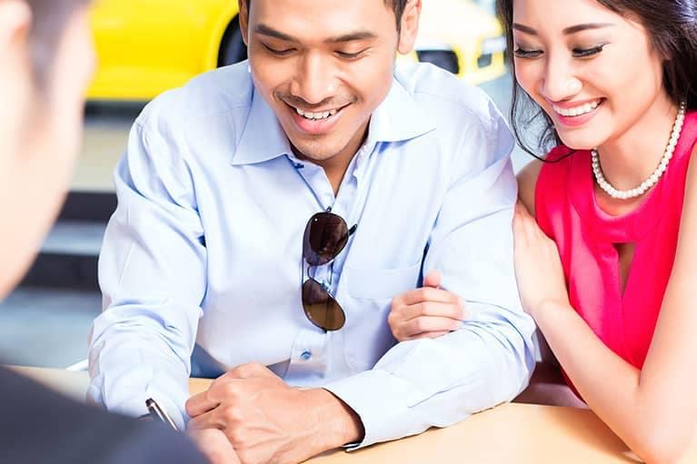 Finance Couple