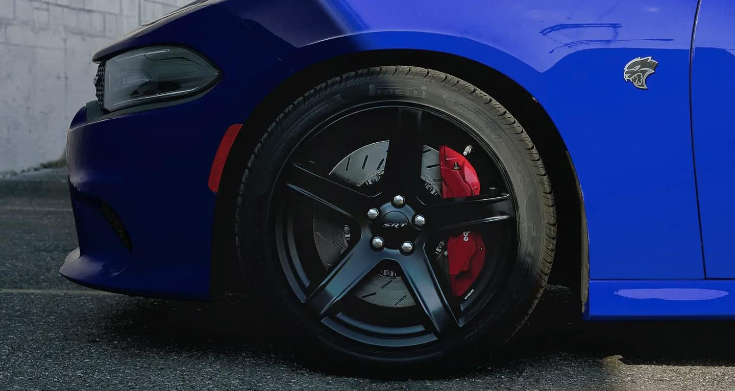 2019-Dodge Charger brake systems