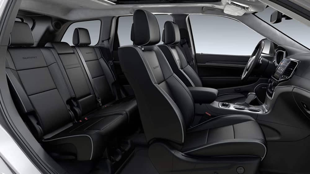 2019-Jeep-Grand-Cherokee Interior Gallery 7