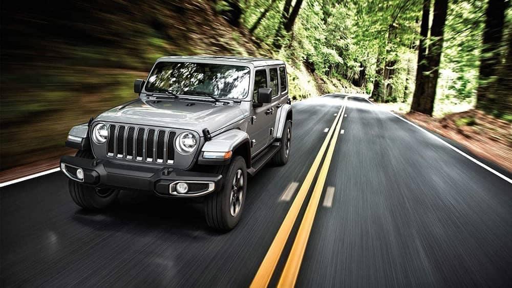 2019-Jeep Wrangler green Exterior-Gallery 1
