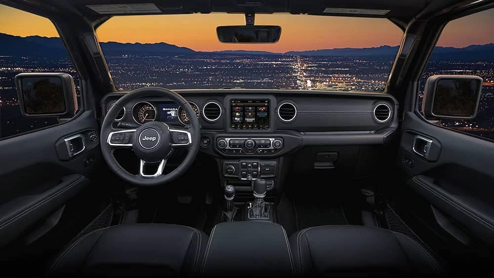 2019-Jeep Wrangler Interior 5
