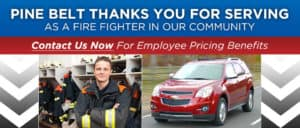 Pine Belt Fire Fighters Pricing Benefit