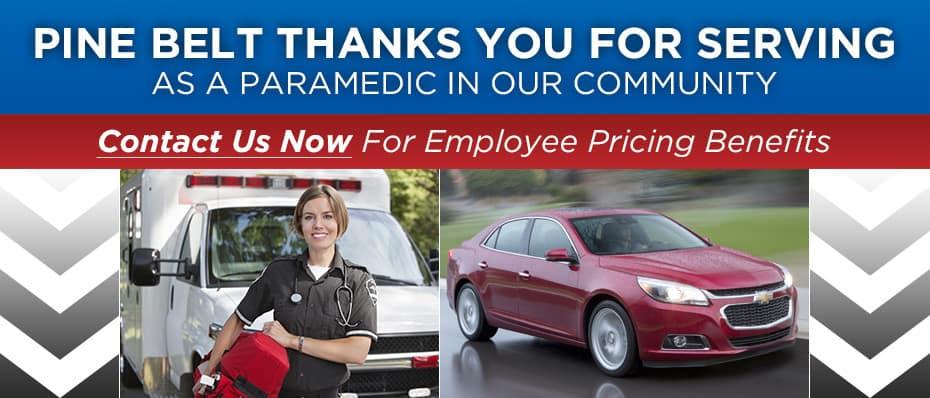 Pine Belt Paramedic Pricing Discount