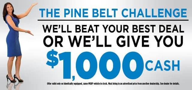 Pine Belt Jeep >> The Pine Belt Guarantee Pine Belt Chrysler Jeep Dodge Ram