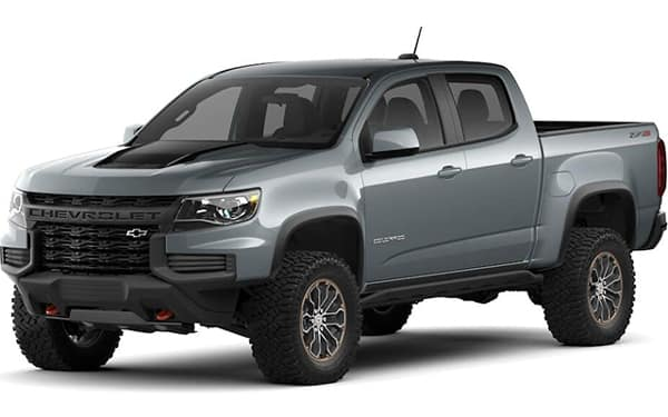 2020 Chevy Colorado Pickup Truck available for Lease, Finance or Purchase in Lakewood NJ at Pine Belt Chevy