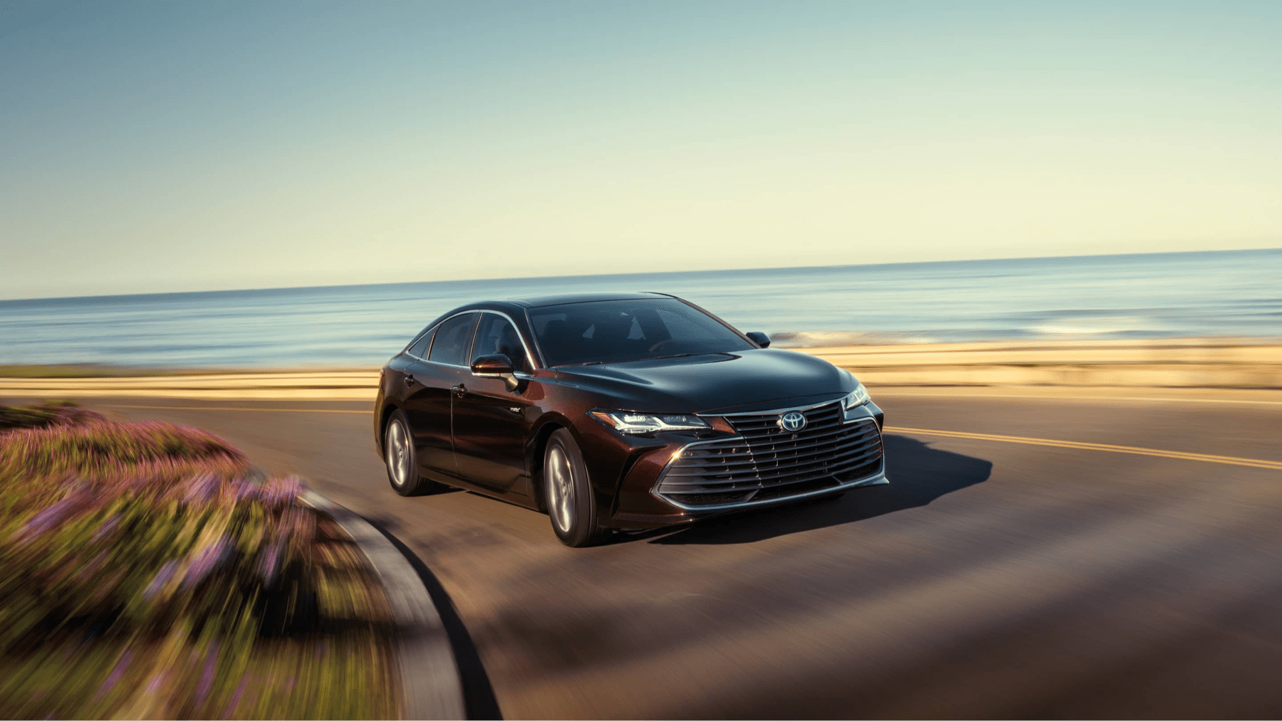 2020 Toyota Avalon on road