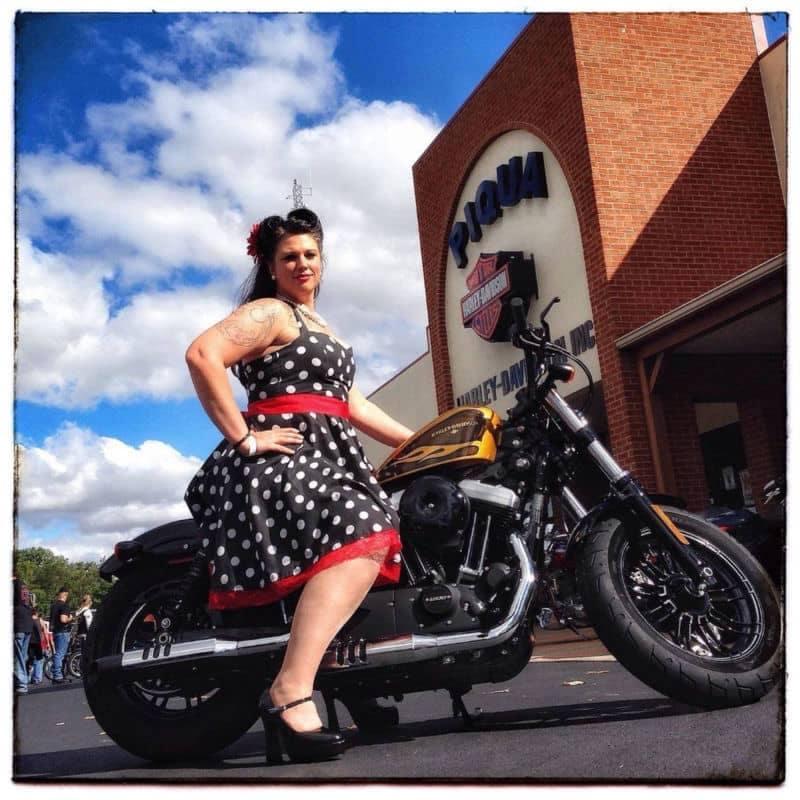 Piqua Harley-Davidson Instagram Photo