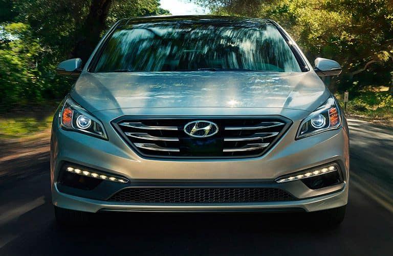 2017 Hyundai Sonata tire pressure recommendation | Planet