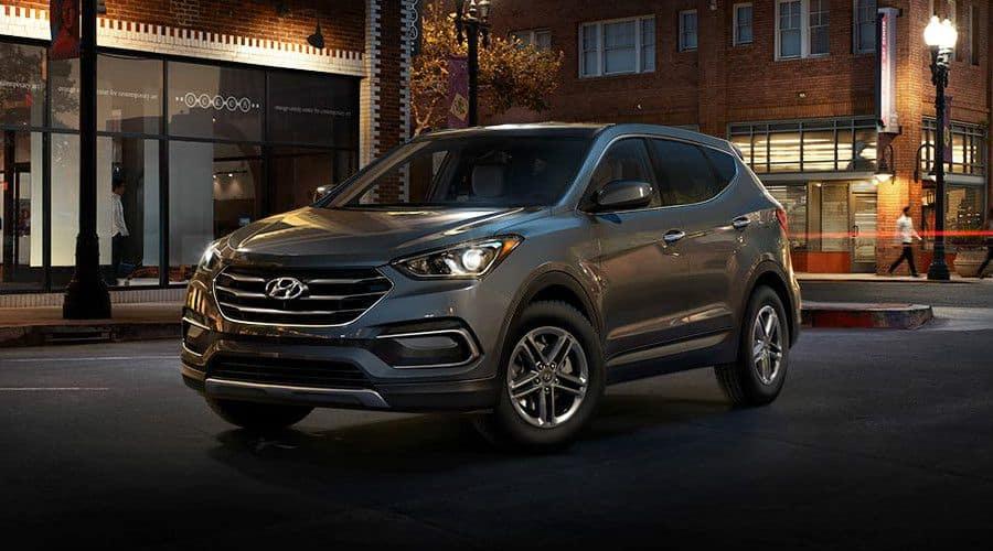 2018 Hyundai Santa Fe Sport Specs And Color Options Planet Hyundai
