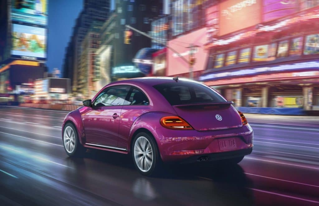 Limited Edition Pink Beetle