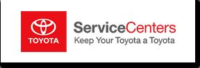 Toyota Service- service-centers