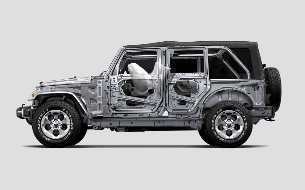 Wrangler JK Safety