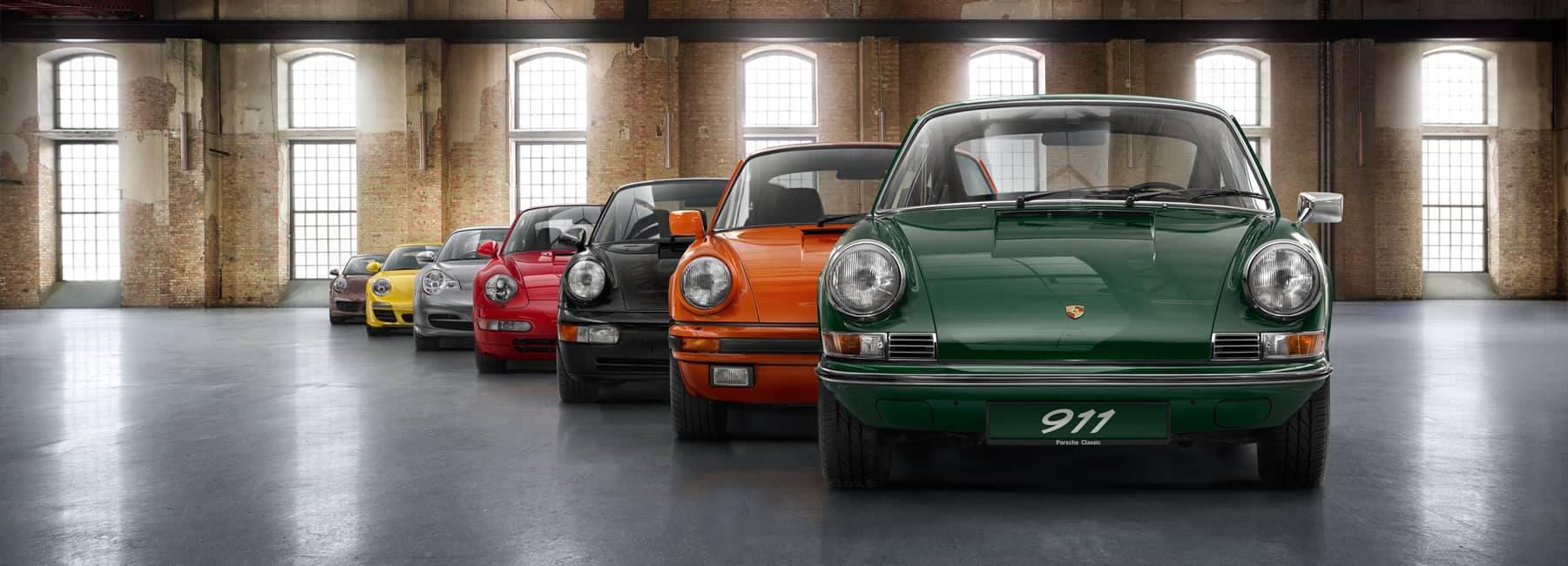 Porsche-Classic