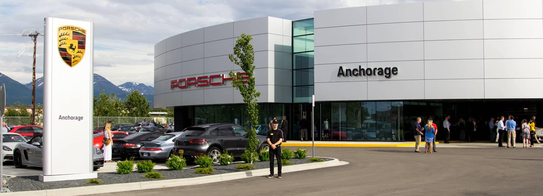 About Porsche Anchorage