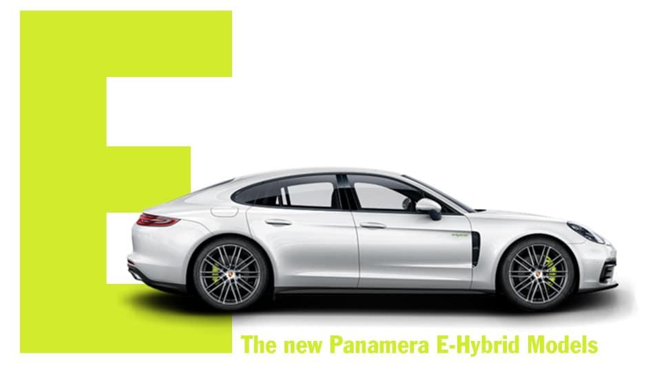 Panamera E-Hybrid