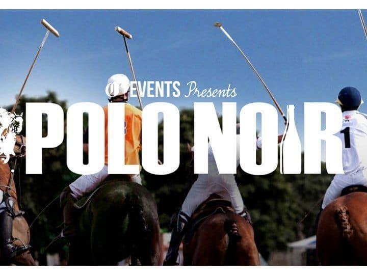 Polo Noir