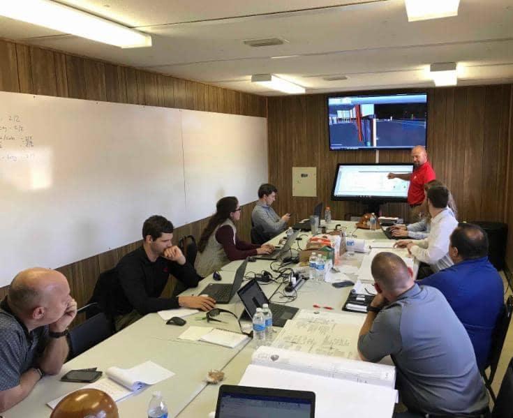 5-A coordination meeting
