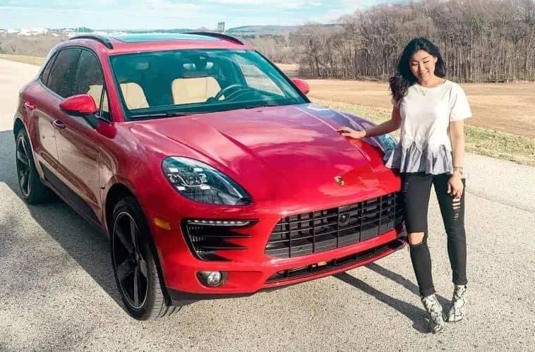 Red-Porsches