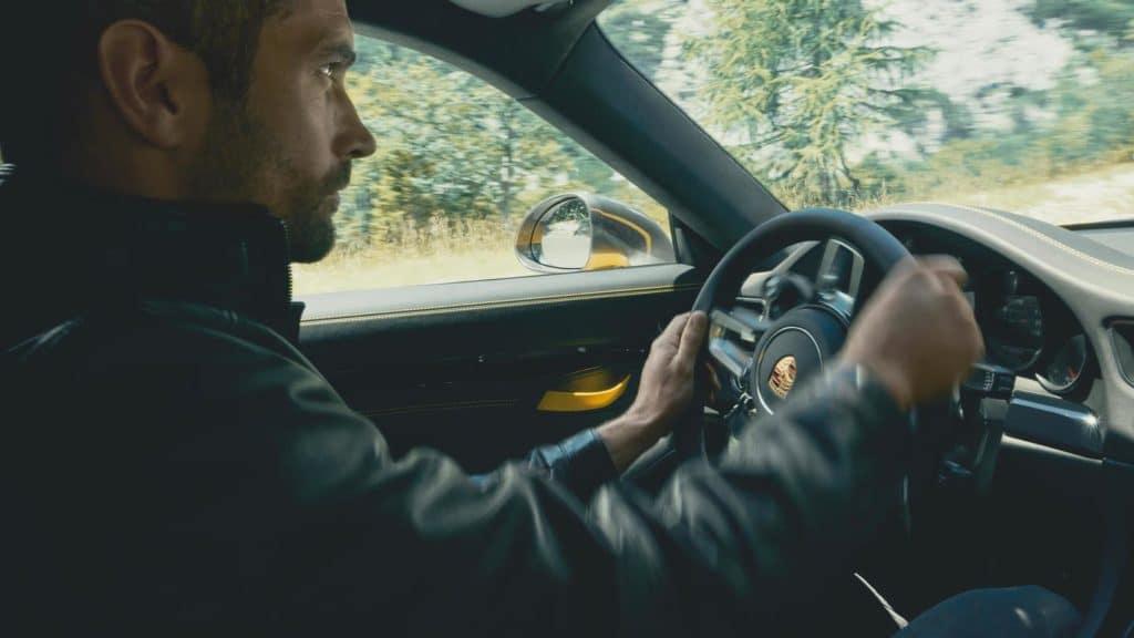 Porsche Driver