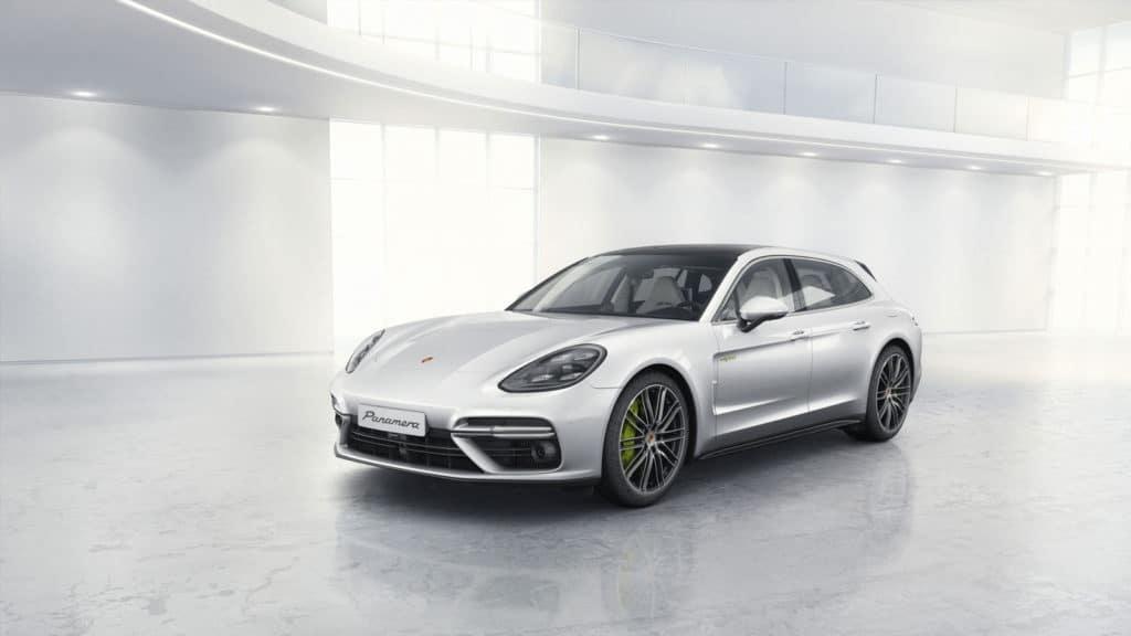 The New 2018 Porsche Panamera Turbo S E Hybrid Sport Turismo Manhattan Motorcars