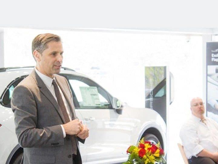 Porsche President