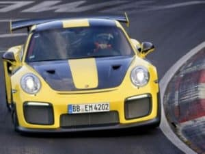 the fastest Porsche 911 model