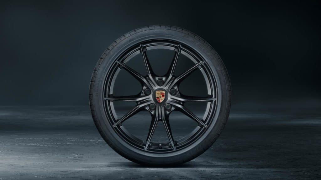 Porsche Wheel