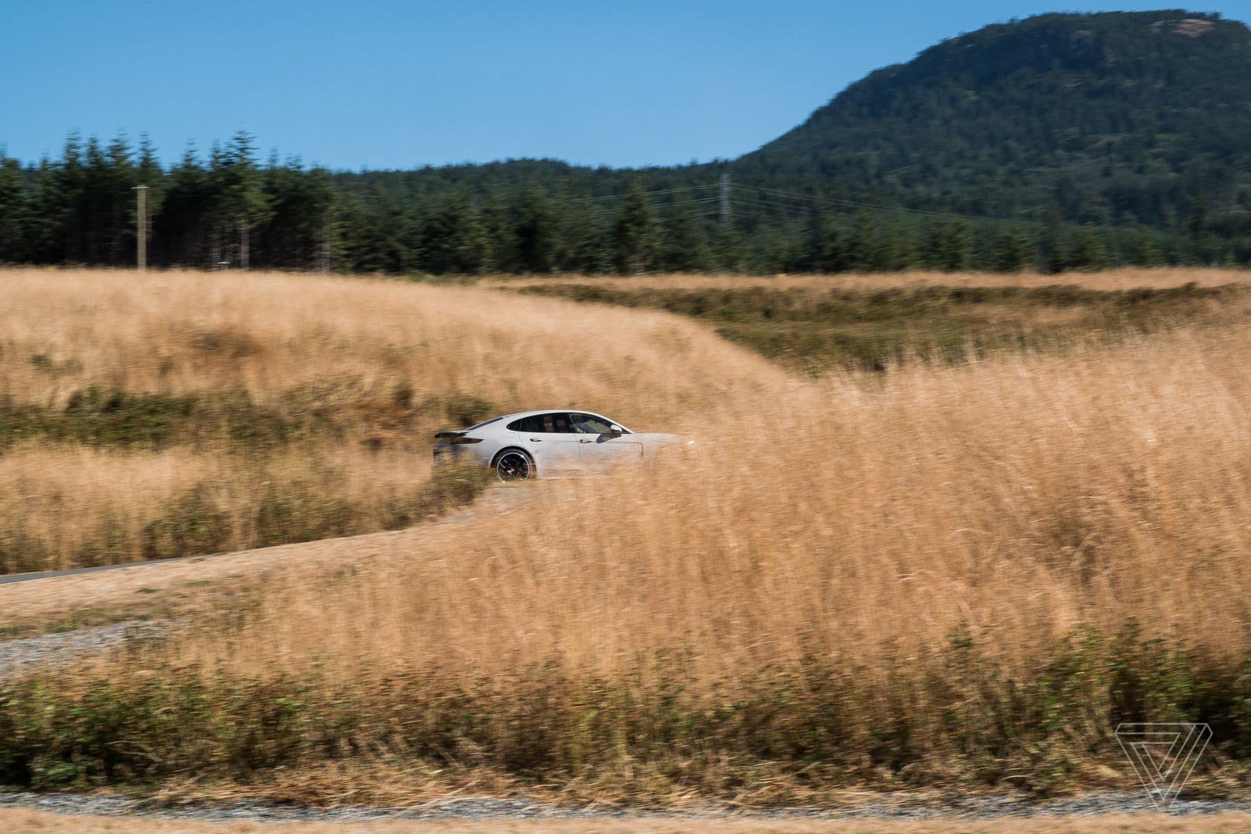 Turbo S E-Hybrid