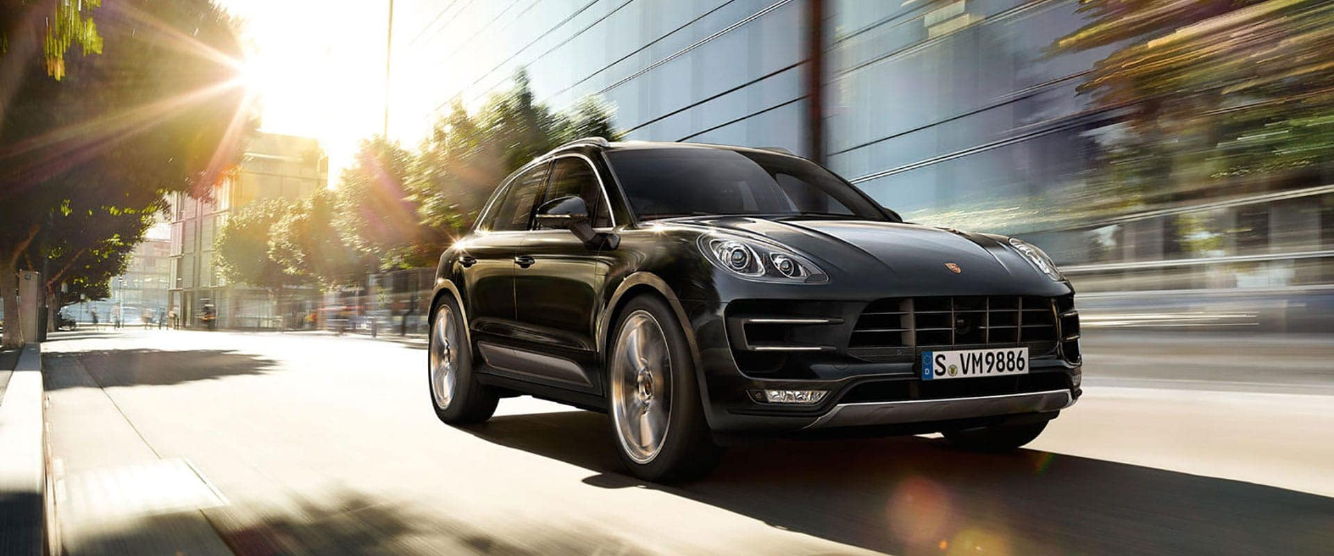2018 Porsche Macan Suv Model Review Specs Pricing Trims