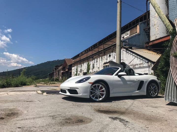 Porsche of Chattanooga Cars to Appear in Upcoming Issue of Chatter Magazine