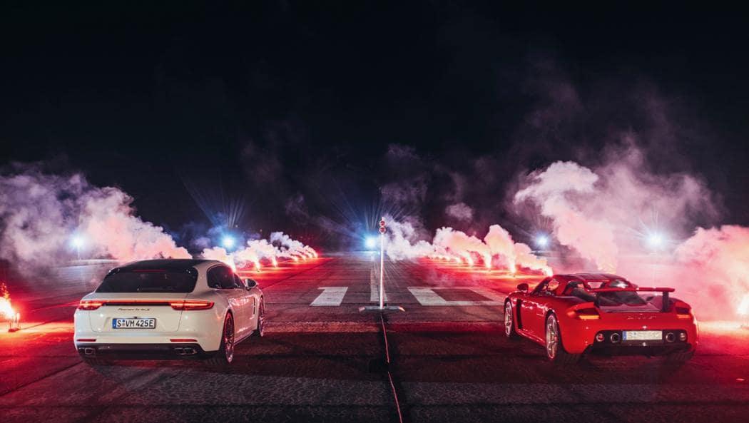 Porsche shootout