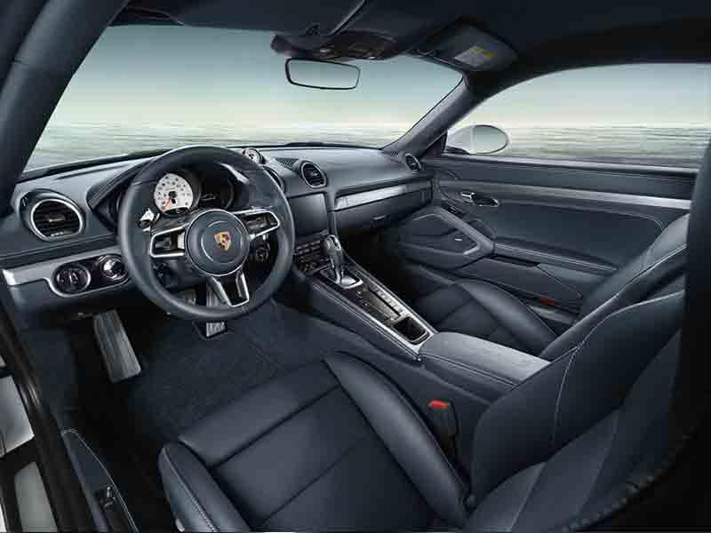 Exclusive-718-Cayman-S---Interior