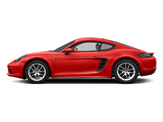 2018 Porsche 718 Cayman - Side