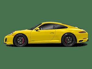 2018 Porsche 911 Carrera GTS Coupe - Side