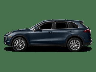 2018 Porsche Cayenne S - Side