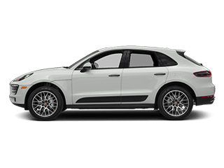 2018 Porsche Macan Turbo w_Performance Pkg - Side